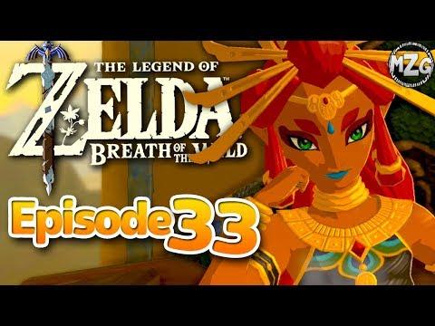 Gerudo Town! - The Legend of Zelda: Breath of the Wild Gameplay - Episode 33