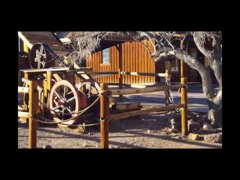 Ghost Town 2.5 hours from Los Angeles. Old West Gold Rush Era Silver Mining Town Calico, California