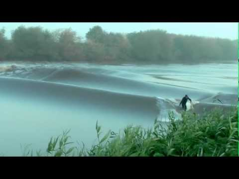 UK River Surfing
