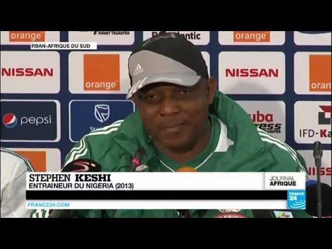 """Nigeria : Décès de l'ancien sélectionneur Stephen Keshi, """"le plus grand entraîneur africain"""""""