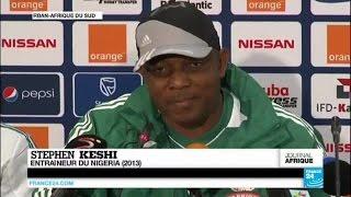 Nigeria : Décès de l'ancien sélectionneur Stephen Keshi,
