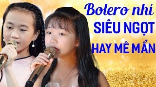 Hai Giọng Ca Nhí Xuất Sắc Dòng Nhạc Bolero Làm Chao Đảo Hàng Triệu Con Tim - Bé Hà Vi ft Bé Gia Nhi