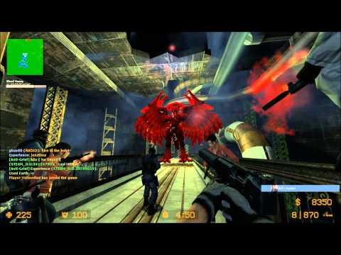 Counter-Strike: Source - Zombie Escape - Final Fantasy VII Mako Reactor v5_3 - Extreme 2