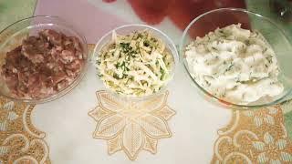 Начинки для осетинских пирогов.