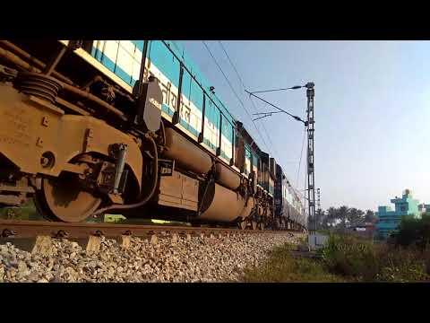 D-Action | Mysore Line RF | Mysuru Bound Hampi Exp