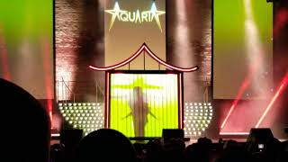 Aquaria performs in Kansas City, Mo - The Werq The Wolrd Tour 2018
