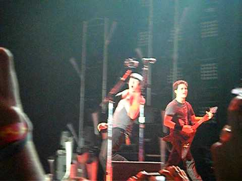 High Way To Hell By Nickelback, Papa Roach, And Hinder Live 2009 In San Diego