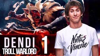 Na`Vi Dendi - Troll Warlord vol.1