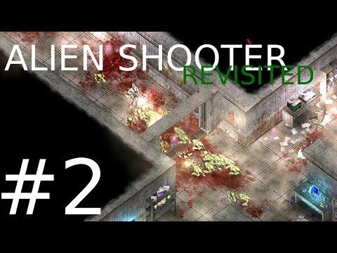 Alien Shooter: Revisited Playthrough/Walkthrough Mission 4 |