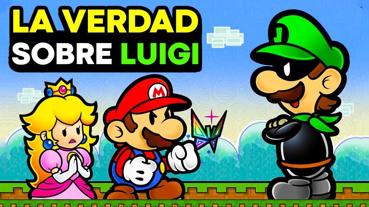 Download 25 Secretos INCREÍBLES 🍄 Super Paper Mario (Curiosidades)