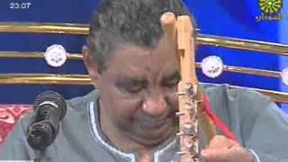 الفنان المعلم محمد وردي - أغاني نوبية بالطمبور والعود -1- سهرة جذور النغم
