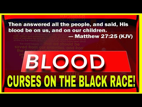 CURSES! They Killed our KING! YAHUSHA HA-MASHIACH! THE MUSIC VIDEO! REMOVE THE CURSES! REPENT!