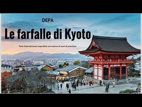 LE FARFALLE DI KYOTO - Depa (Song of souls)