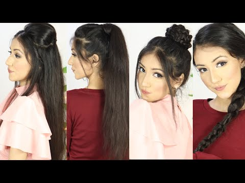 Hairstyle For School Girls & College Girls Hairstyles That Every Girl Should Know