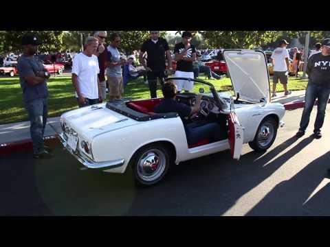 CLASSIC Honda S600 Roadster - Interior/Exterior, & REVS! - Historical Vehicle