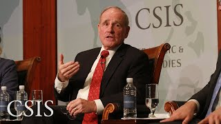The U.S., China, and Europe: A Conversation with Chairman Risch