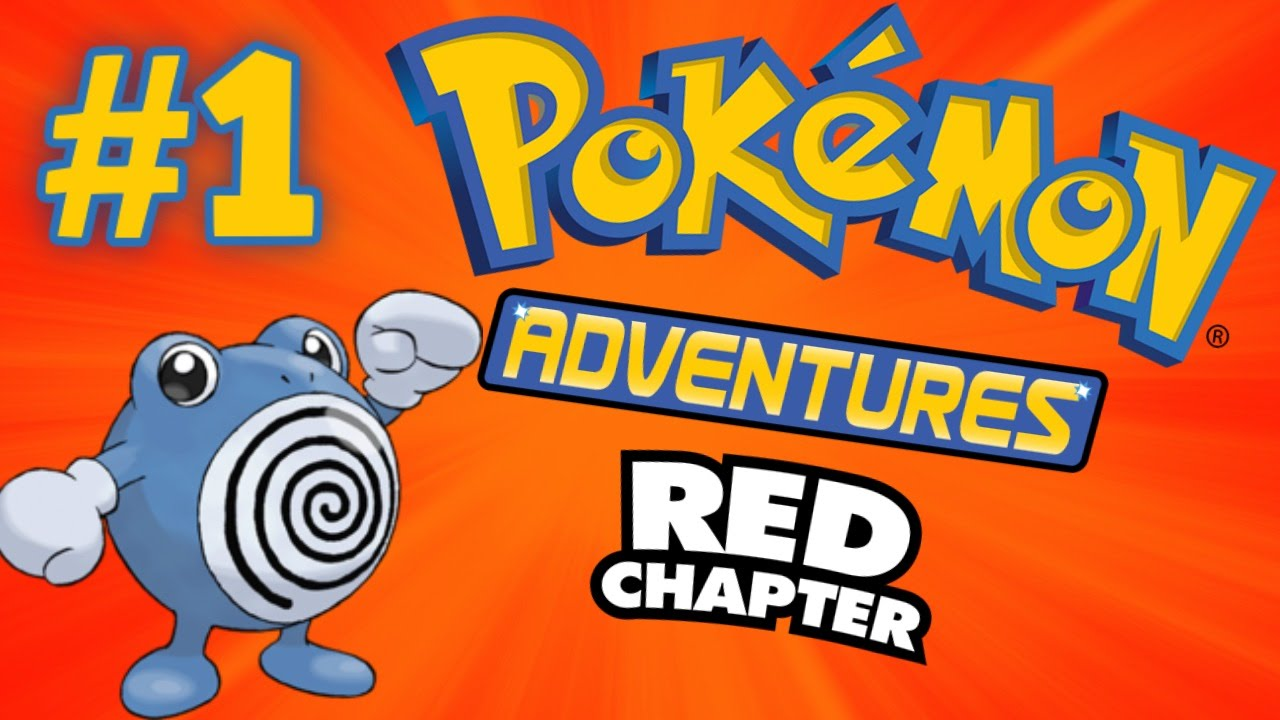 let 39 s play pok mon adventures red chapter 1 runaway pok mon blind youtube