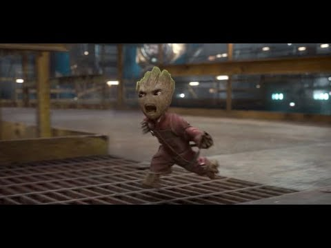 Guardians Of The Galaxy 2 Funny Moments Compilation