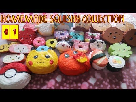 Homemade Squishy Update #1   Sub Indonesia