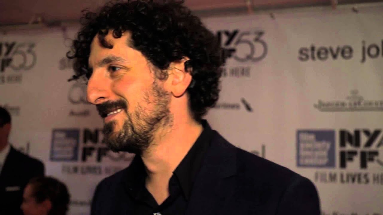 Adam Shapiro | 'Steve Jobs' Red Carpet | NYFF53
