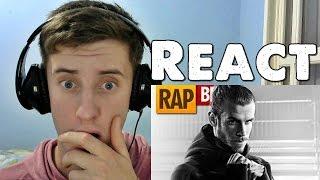 REACT Rap do Gareth Bale Ft. Kanhanga | Tauz RapSports 01 (Player Tauz)