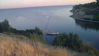 Парусная яхта.(yacht(sipture), позитивное мышление, позитивное видео, позитивное настроение, река волга, яхта чартер, аренда ..., 2014-12-16T20:36:58.000Z)
