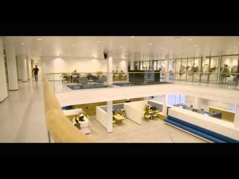 Almelo - realisatie nieuw Stadhuis