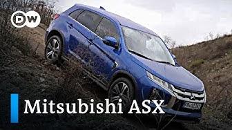 Dauerbrenner: Mitsubishi ASX im Test | Motor mobil