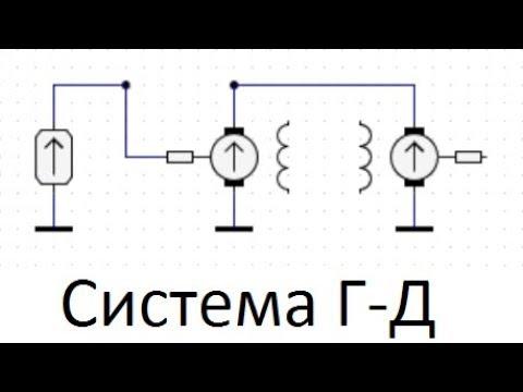 Система генератор-двигатель: Настройка и частотный анализ