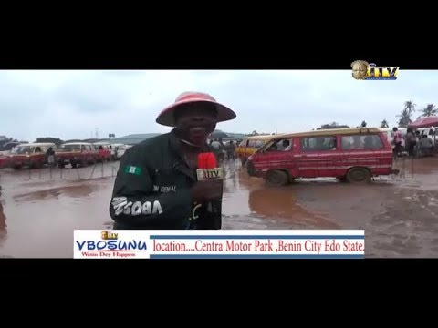 VBOSUNU: CENTRAL MOTOR PARK IN BENIN CITY