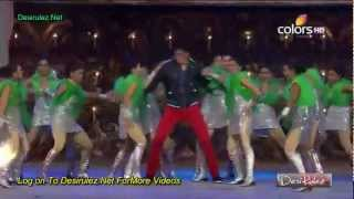 Siddharth Malhotra, Alia Bhatt & Varun Dhawan performance at 19th Colors Screen Awards 2013
