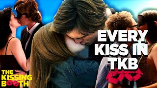 Every Kiss In The Kissing Booth | The Kissing Booth