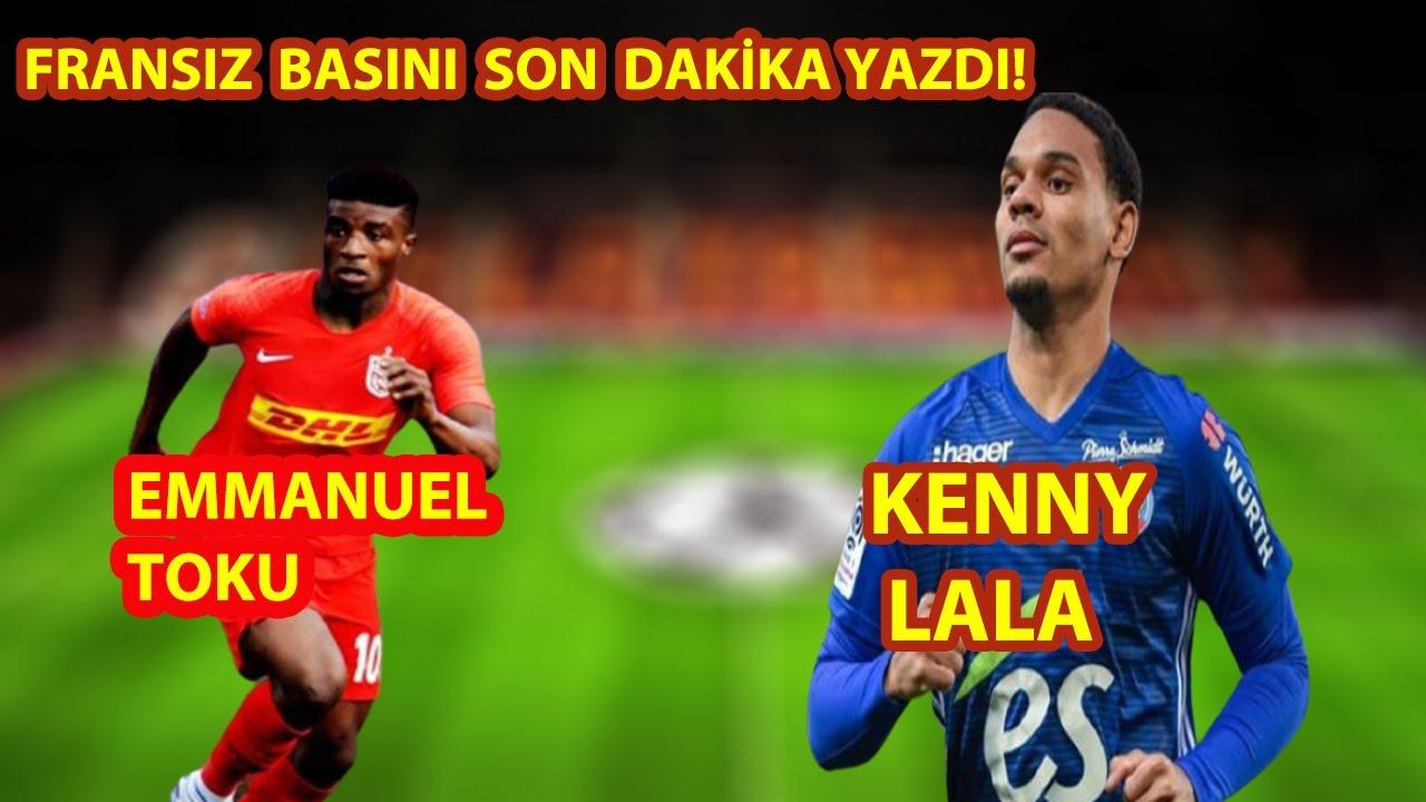 SON DAKİKA! / FRANSIZLAR YAZDI / GALATAASARAY'A EMMANUEL TOKU BE KENNY LALA #transfer #galatasaray