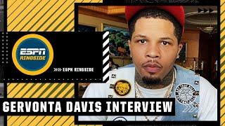 Gervonta Davis discusses his past with Rolly Romero   ESPN Ringside