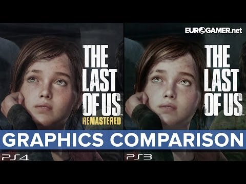 The Last Of Us: Remastered - Trailer Comparison - Eurogamer