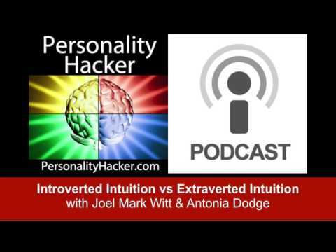 Introverted intuition (Ni) vs Extraverted intuition (Ne)