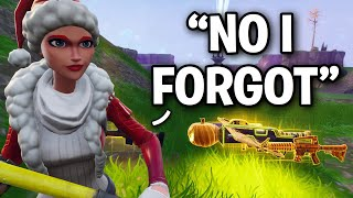 He forgot to REMOVE my edit permissions... 😱😂 (Scammer Get Scammed) Fortnite Save The World