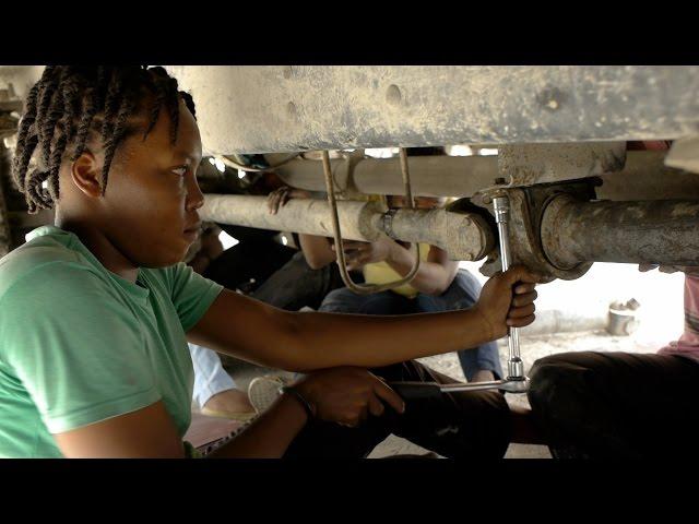 La promotion du travail féminin à Haïti : un coup dur contre les stéréotypes !