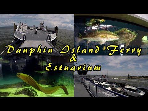 Dauphin Island Ferry & Estuarium