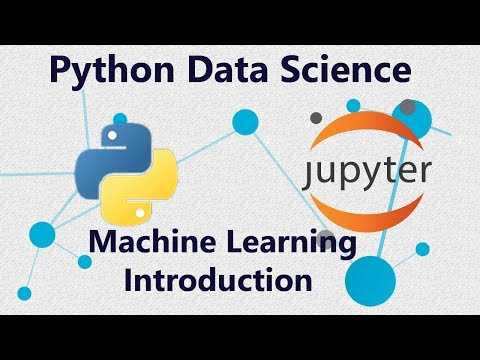 Introduction To Machine Learning - Link to Python Data Science