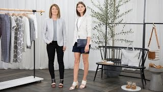 The Styling Studio - How To Wear The Linen Blazer