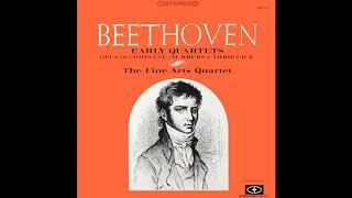 Beethoven String Quartet No. 5 The Fine Arts Quartet (1967/2017)