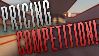 TF2: UNUSUAL PRICING COMPETITION!!