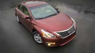 Real World Test Drive 2015 Nissan Altima