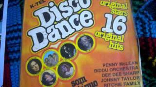Guilherme Jabur Mostra LP K-TEL DISCO DANCE SOM CONTINUO 16 original hits parte um