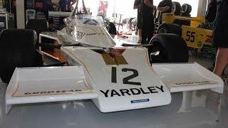 【The Legends of Historic F1】YARDLEY McLaren M23