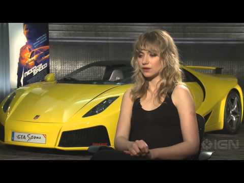 Need for Speed  Cast & Director s
