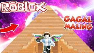 FAIL MALING PYRAMID MYSTERIOUS IN ROBLOX MAD CITY