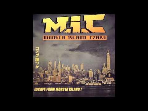 Monsta Island Czars - Escape From Monsta Island! [Full Album] 2003
