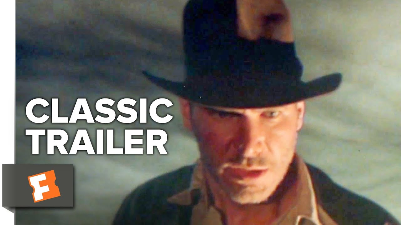 Raiders of the Lost Ark (1981) Trailer #1 | Movieclips Classic Trailers